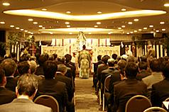 虫慰霊祭 20100120